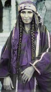 Bedouin_woman_Online Genetic Testing