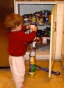 Folate and Autism-stacking-cans