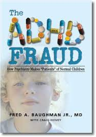 ADHD Fraud Fred Baughman