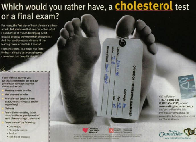 WouldYouRatherCholesterol_Test_Toe_TAg_Pfizer_Statin