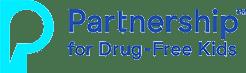 partnership for drug freee kids  Logo