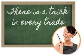 Tricks of the Tradesss