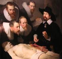 Anatomy Lesson REmbrandt