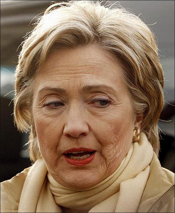 Hillary Clinton 2007 Low Thyroid