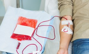 Donating Blood to Remove Bioidentical Hormones