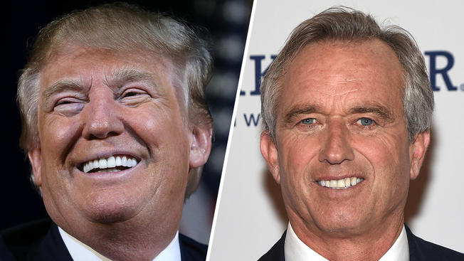 Donald Trump Robert Kennedy Jr Vaccine Safety Autism