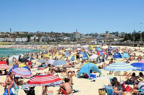 Bondi to Coogee Beach Coastal Walk & Darling Harbour (January 2014)