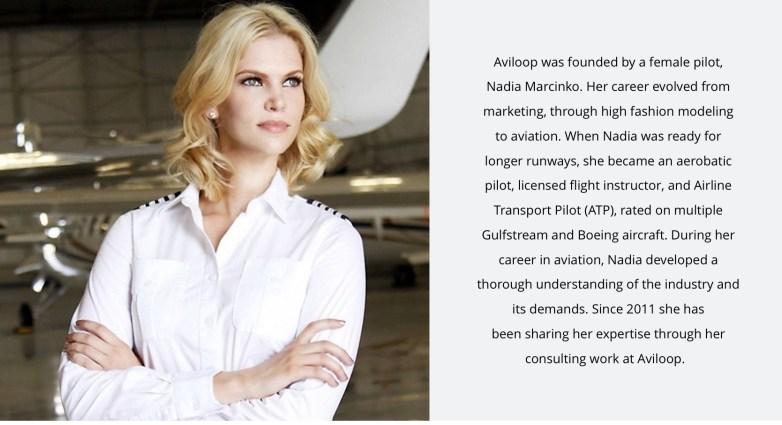 Nadia Marcinkova