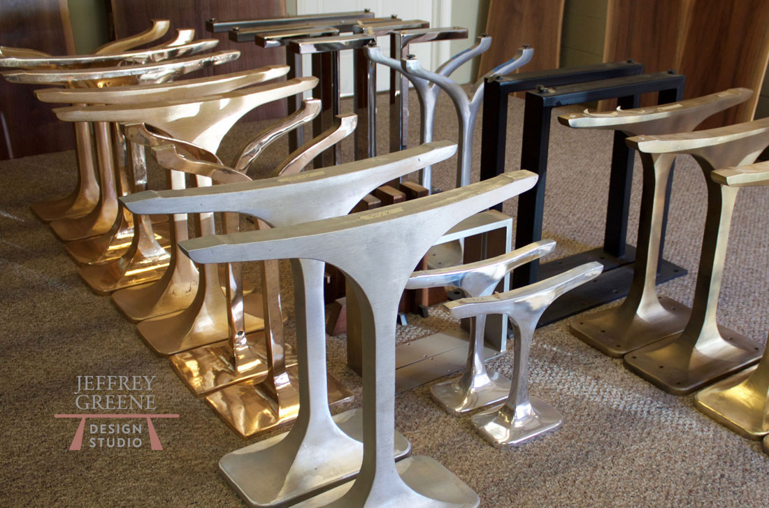 rare solid wood slab dining tables