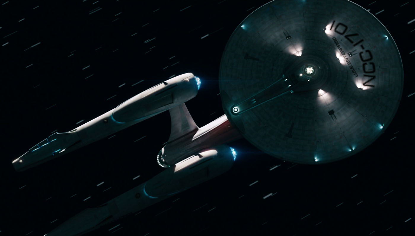 USS Enterprise (Star Trek Into Darkness)