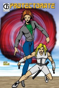 Cover of The Protectorate #2