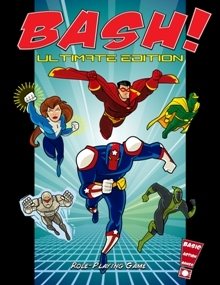 BASH! cover