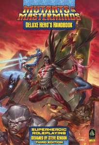 Mutants & Masterminds cover