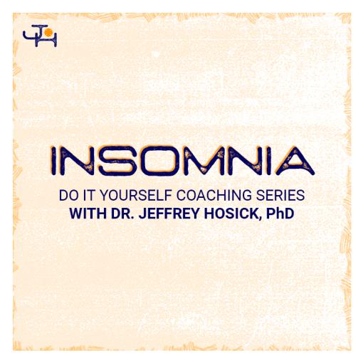 Insomnia Audiobok - DIY Coaching | Jeffrey Hosick