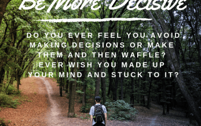 Be More Decisive! – Free Coaching Offer