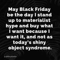 May Black Friday