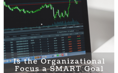 Is the Organizational Focus a SMART Goal Challenge?
