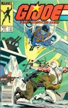 GI Joe comic book issue 24
