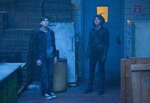 Gotham show pics- Lovecraft - Bruce and Kat