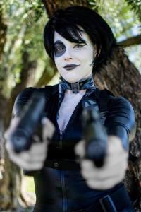 Cosplay - Stray Kat - as Domino
