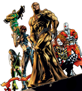 DC Secret Six