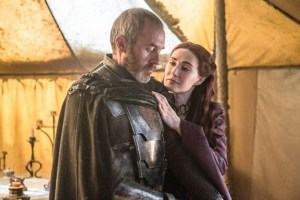 Game of Thrones - Mother's Mercy - Stannis and Melissandre