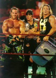 HBK DX In Your House 1997