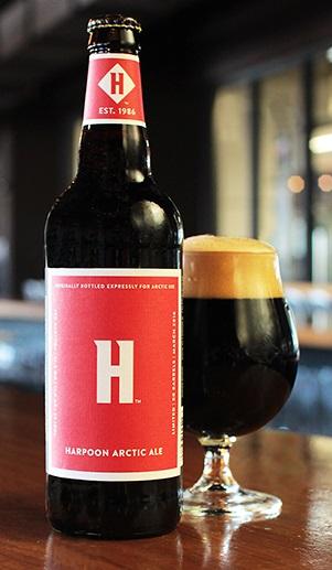 Harpoon Arctic Ale