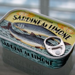 I Love You So Much, I'm Eating Sardines
