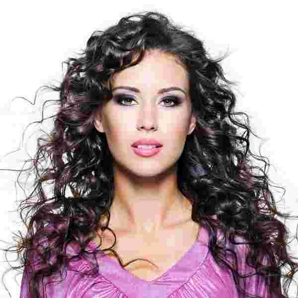 Elegant curls