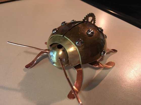 Steampunk Beetle 6