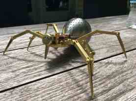 Steampunk Spider 8