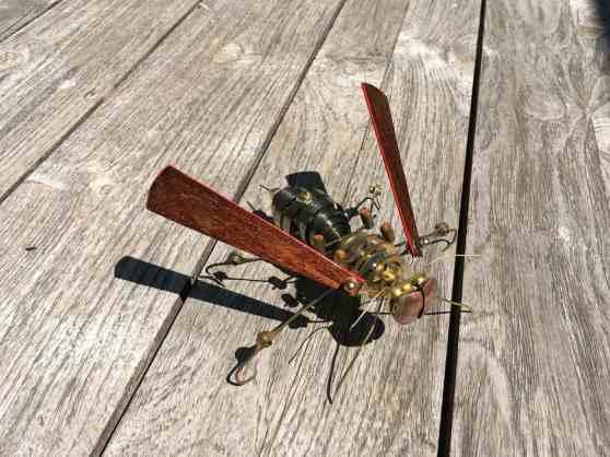 Steampunk Wasp 1