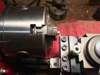 15 machining spacers