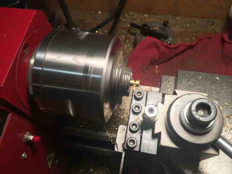 16 machining spacers 1