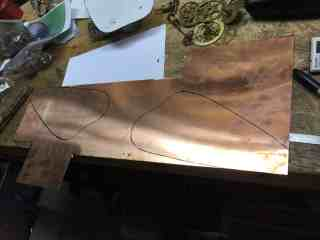 13 Copper sketched