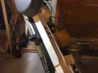 Cutting Orrery Plates 1
