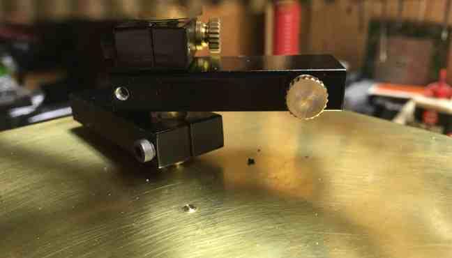 Orrery Mars Jupiter Saturn set screws 3