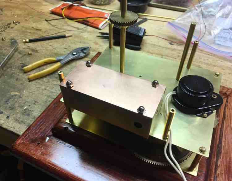 Orrey Electrical Box 11