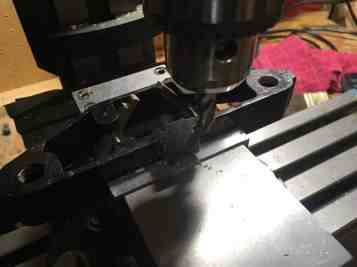5e Milling cam rod holder