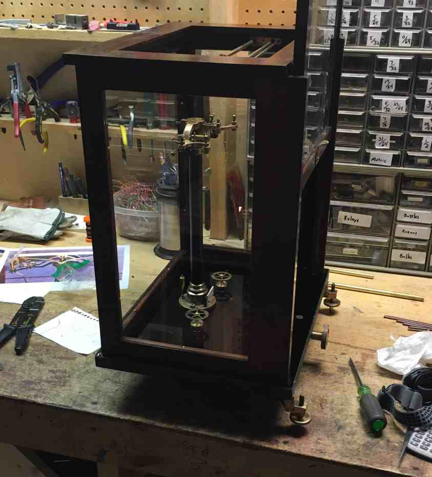19r Pads and pendulum