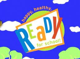 happy healthy ready for school