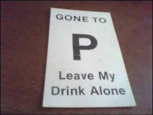 Drinkholder