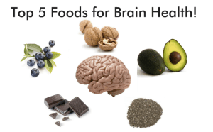 brain health foods