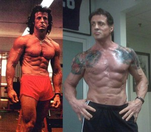 steroids sylvester-stallone-then-now