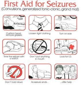 Seizures First Aid