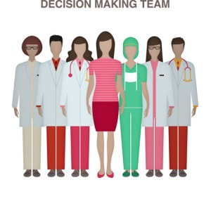 breast cancer treatment decision making team