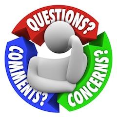 Questions__Comments Concerns