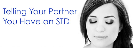 what to do if you have an std
