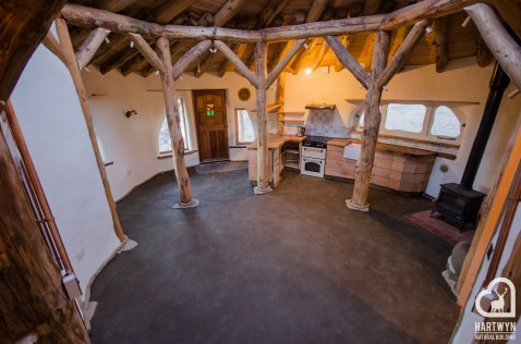 Hartwyn - Eco Roundhouse -125